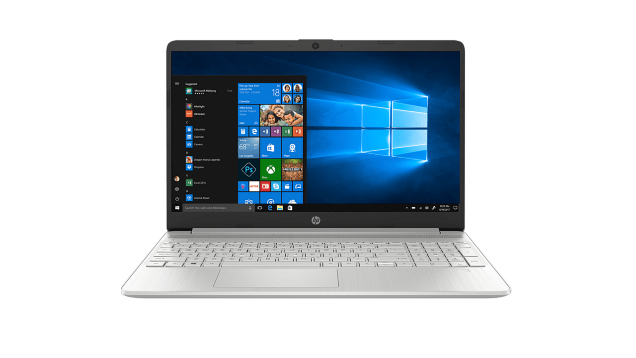 HP 15s-fq1117ns