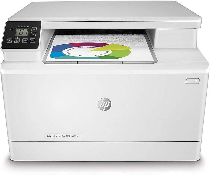 HP Color LaserJet Pro M182n, calidad de impresión
