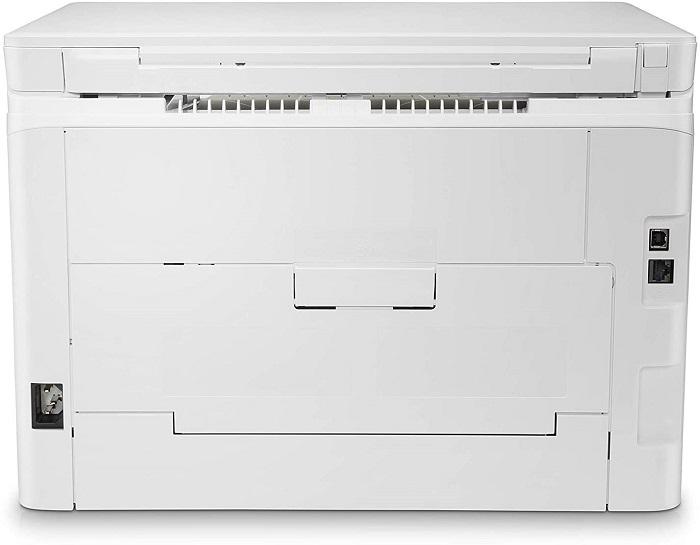 HP Color LaserJet Pro M182n, conexiones