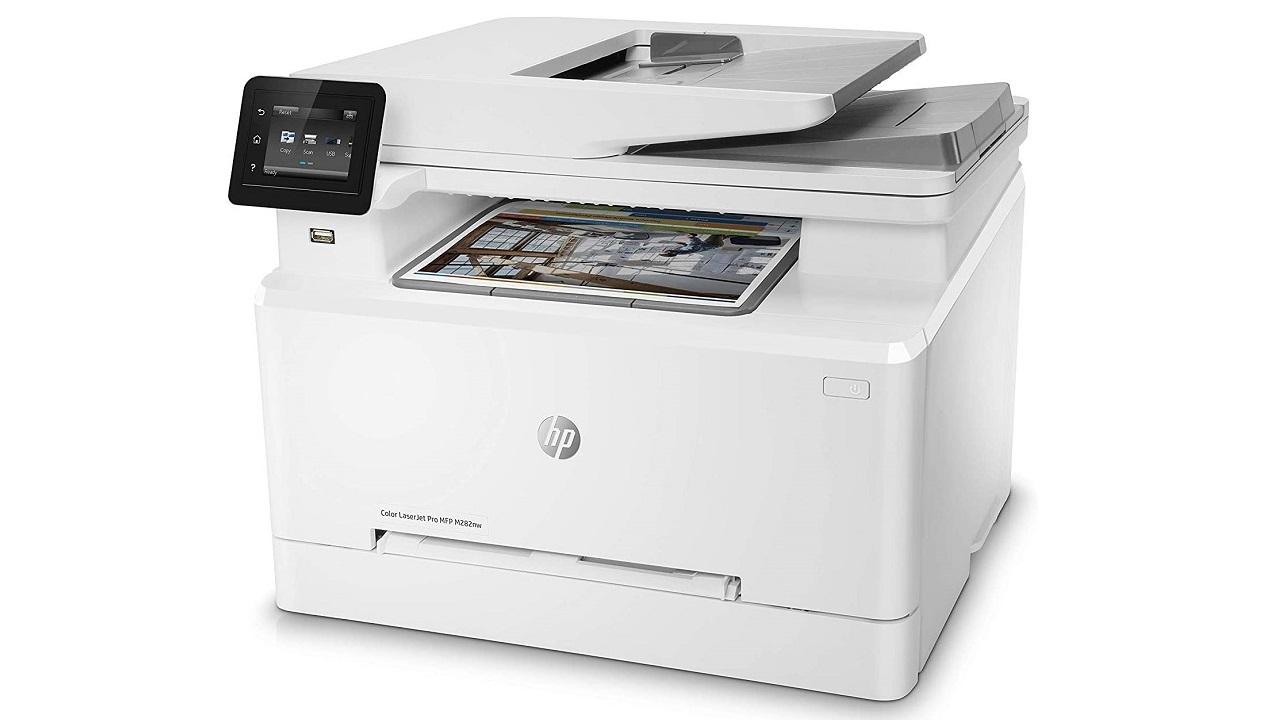 HP Color LaserJet Pro MFP M282nw