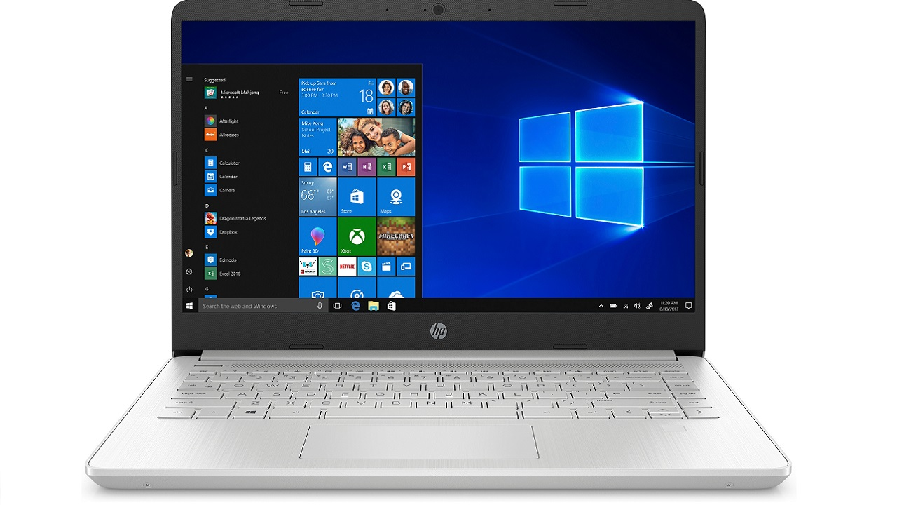 HP Notebook 14s-dq1019ns