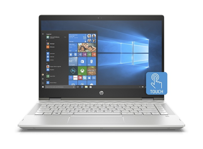 HP Pavilion x360 14-cd0007ns