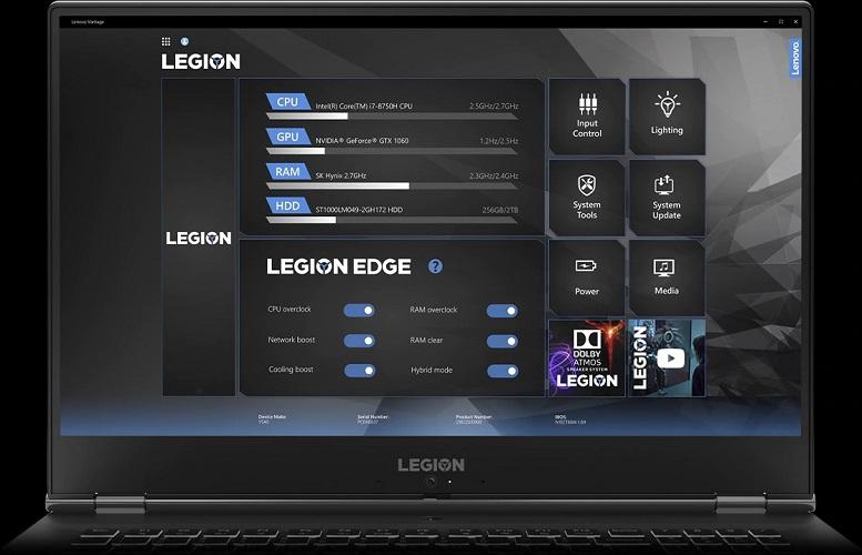 Lenovo Legion Y540-17IRH