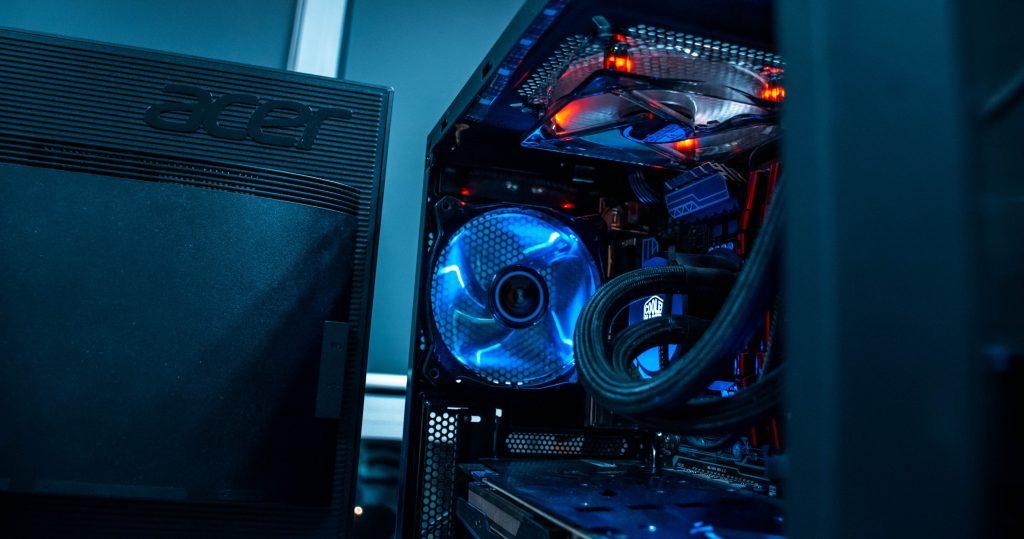 Ventilación del PC