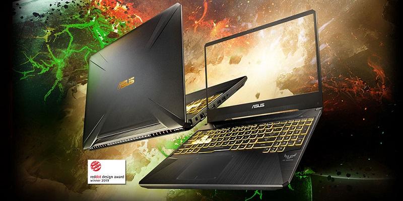 ASUS TUF Gaming FX505DT-BQ208