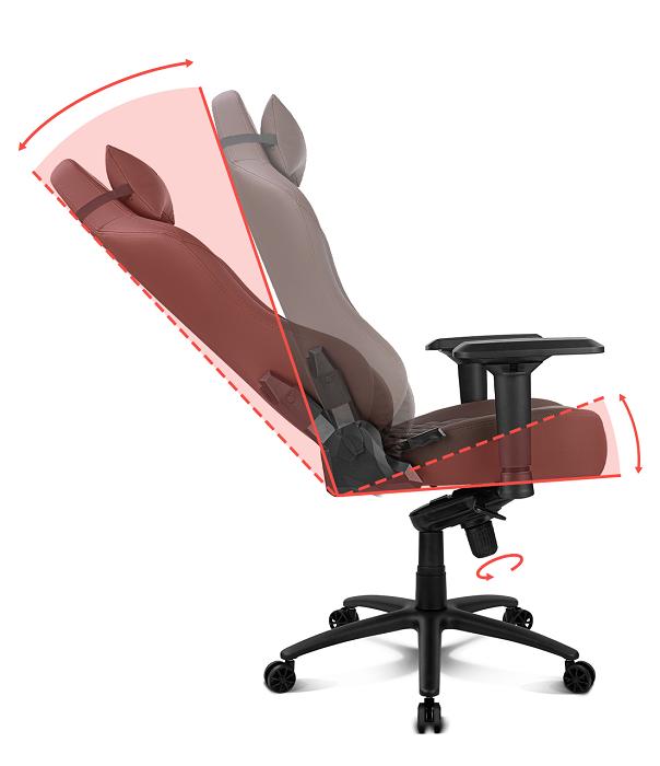 Drift DR550, ergonomía
