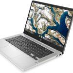 HP ChromeBook 14a-NA0001NS