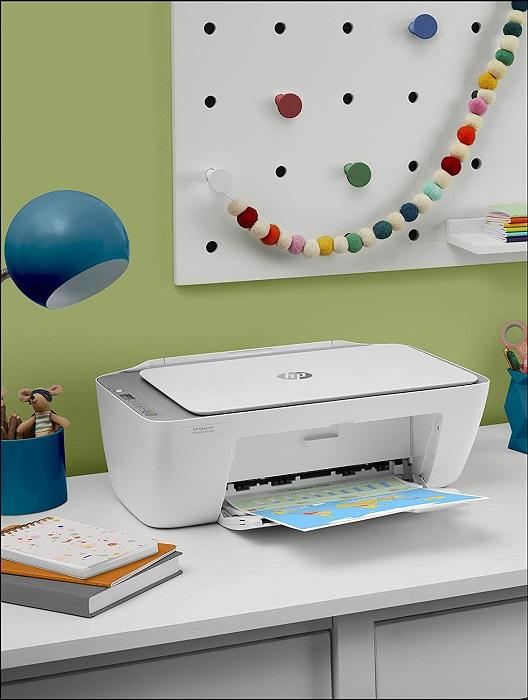 HP DeskJet 2710, uso