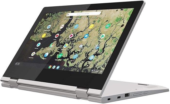 Lenovo Chromebook C340-11, nube