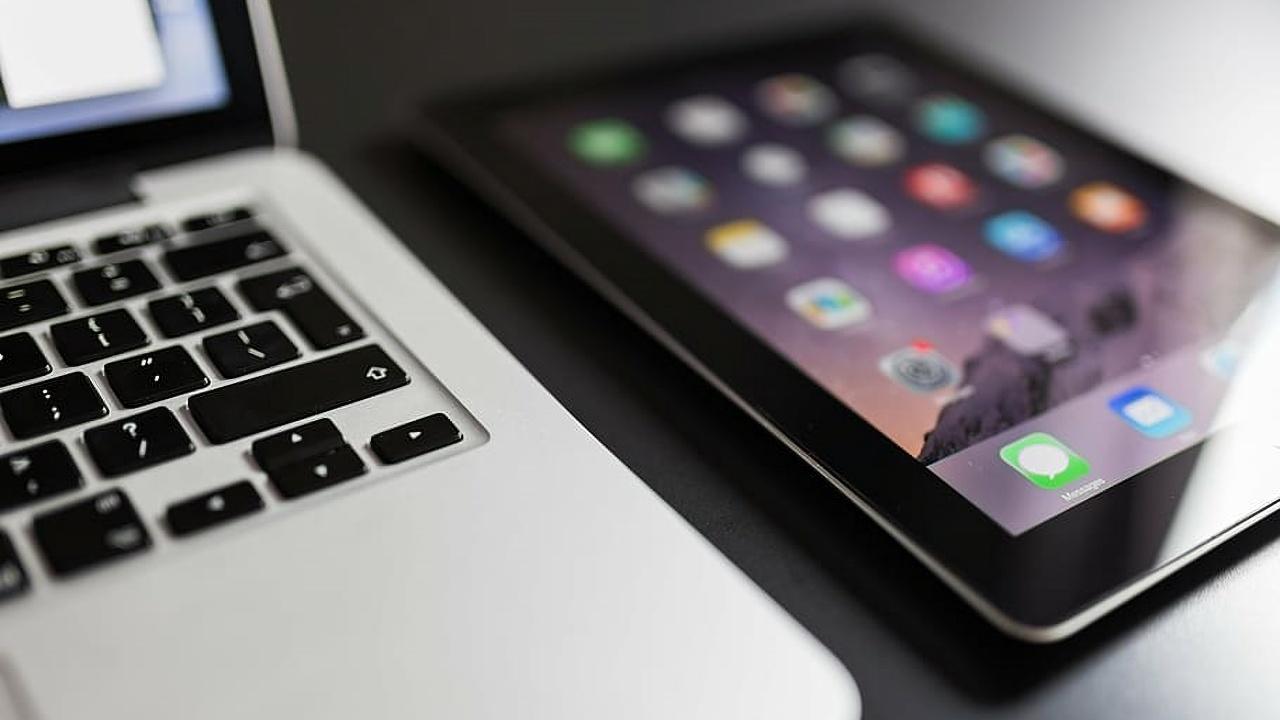 macbook ipad portada