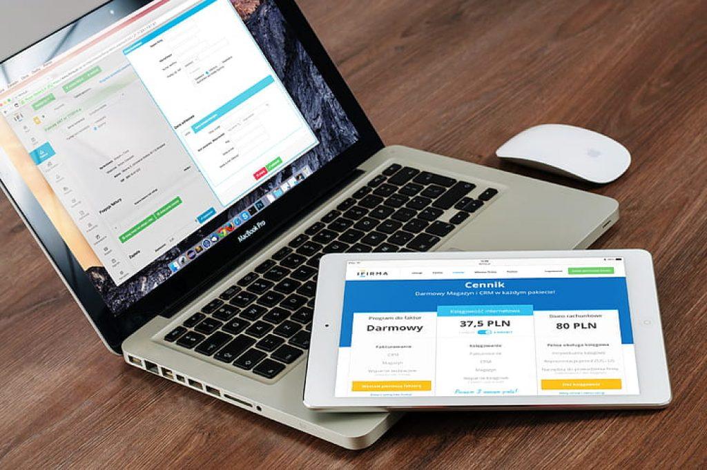 ipad y macbook