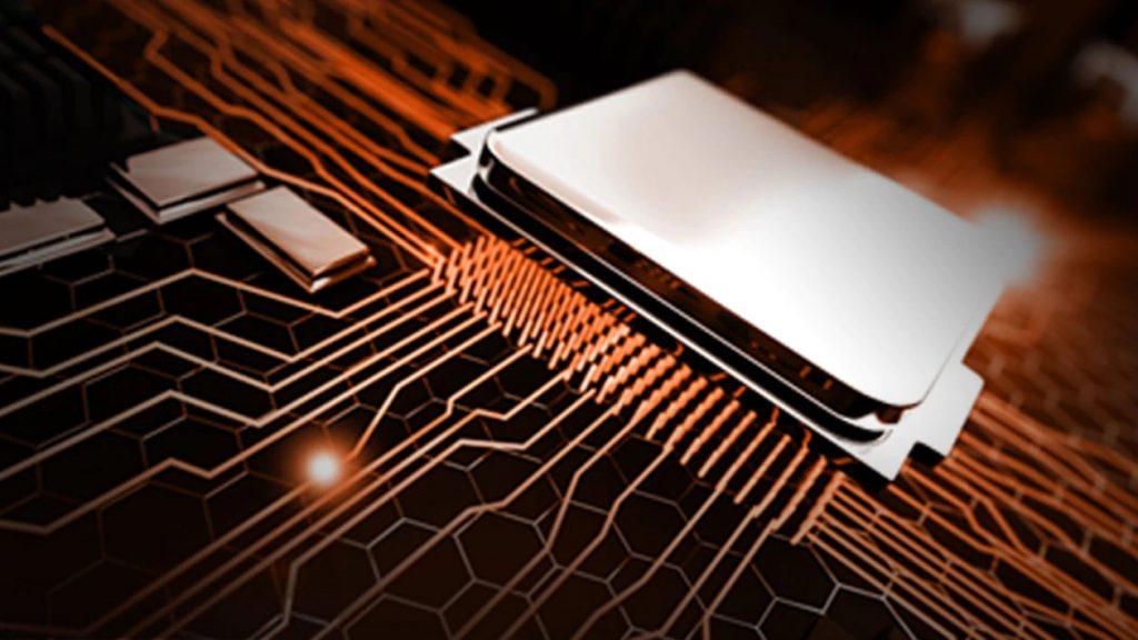 Chip procesador