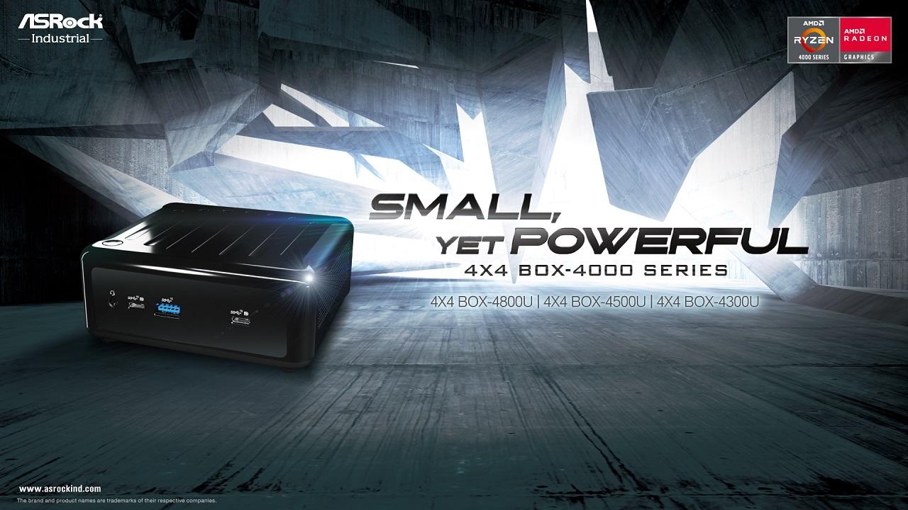 ASRock 4X4 BOX-4000 Series