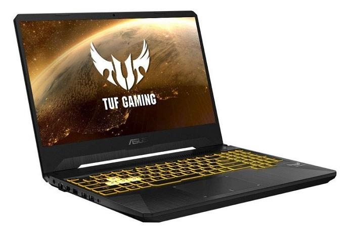 Asus TUF Gaming FX505DT-BQ051, pantalla