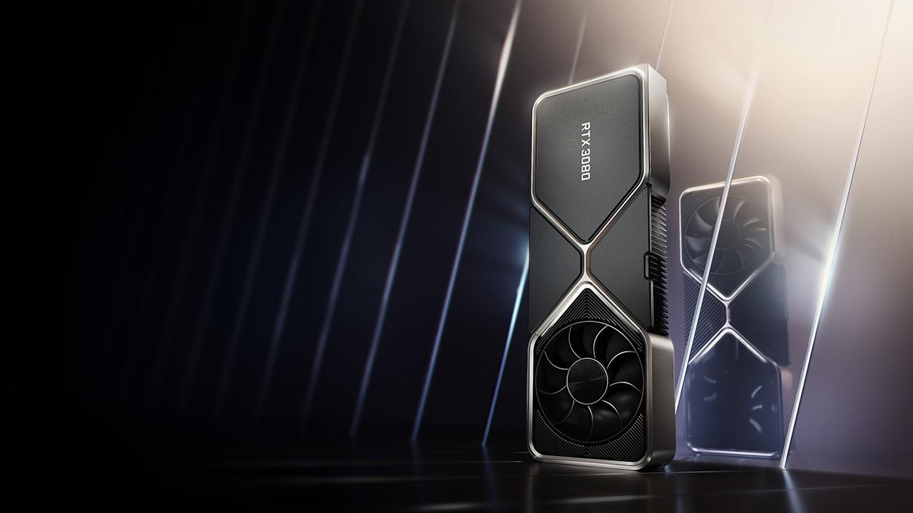 GeForce RTX 3090, RTX 3080 y RTX 3070