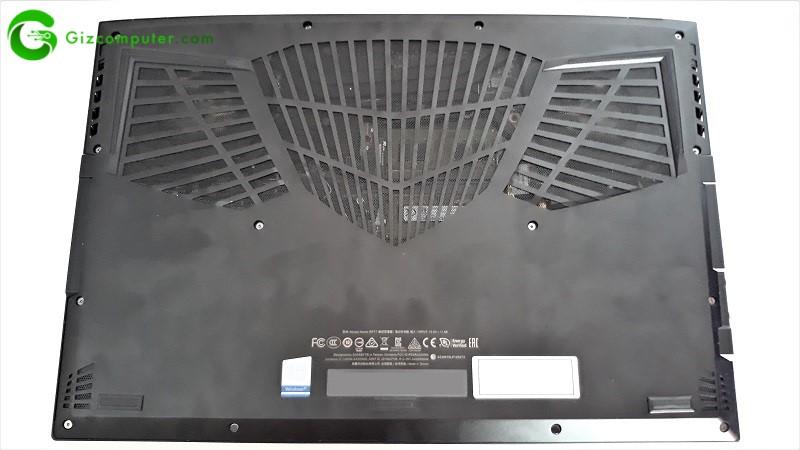 Gigabyte AERO 17 HDR