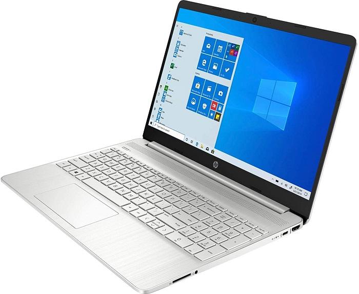 HP 15s-fq1089ns, sistema operativo