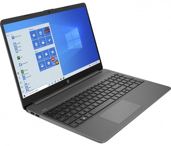 HP 15s-fq1137ns, pantalla y webcam