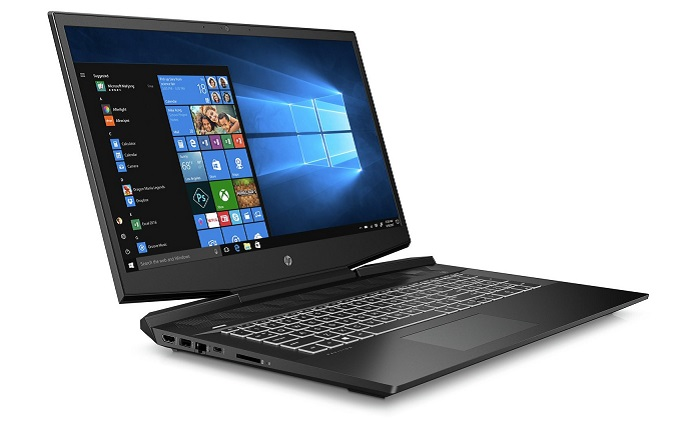 HP Pavilion Gaming 17-cd1003ns, conexiones