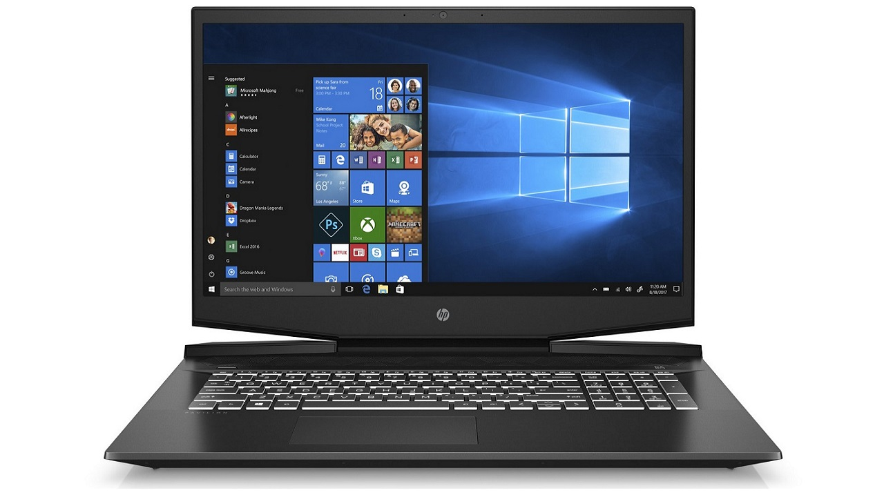 HP Pavilion Gaming 17-cd1003ns
