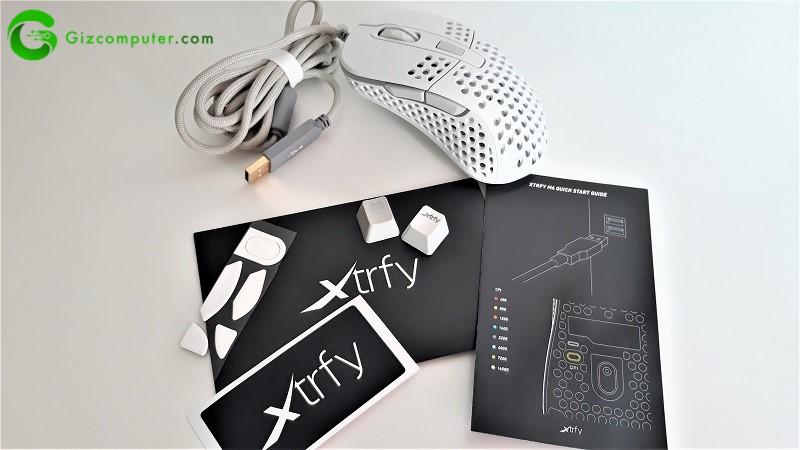 Xtrfy Raton M4