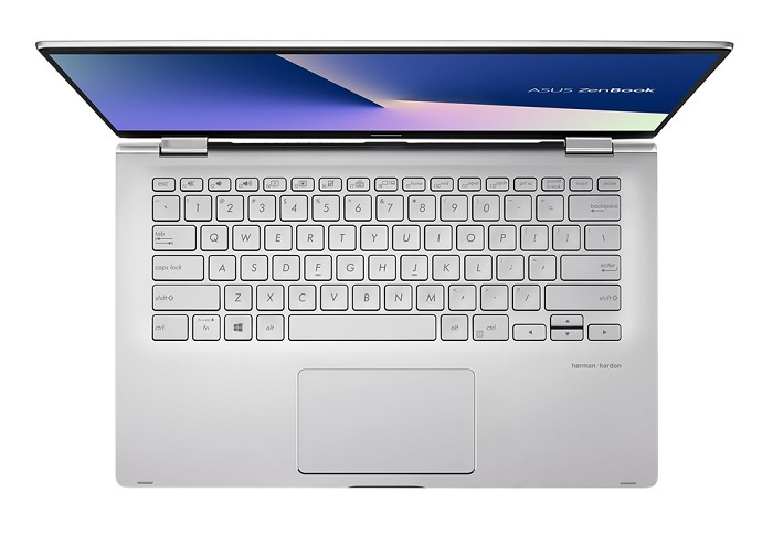 ASUS ZenBook Flip 14 UM462DA-AI044, touchpad