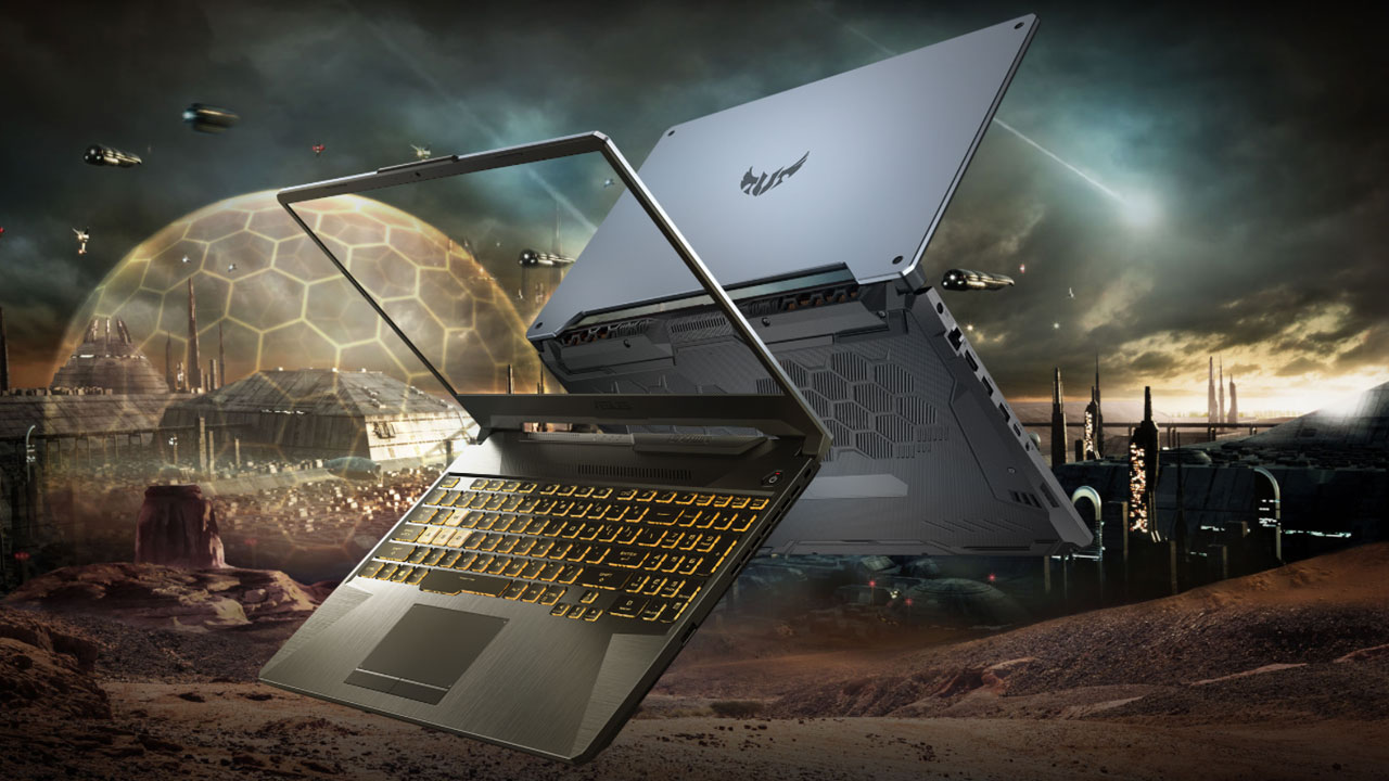 Asus TUF Gaming F15 FX506LH-BQ030 - Destacada