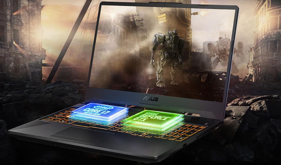 Asus TUF Gaming F15 FX506LH-BQ030 - Hardware