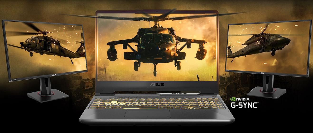 Asus TUF Gaming F15 FX506LH-BQ030 - Pantalla