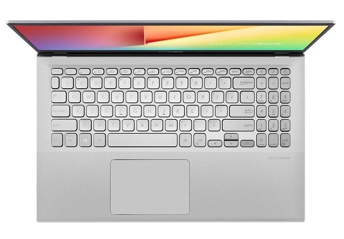 Asus VivoBook 15 S512JA-BR693, teclado