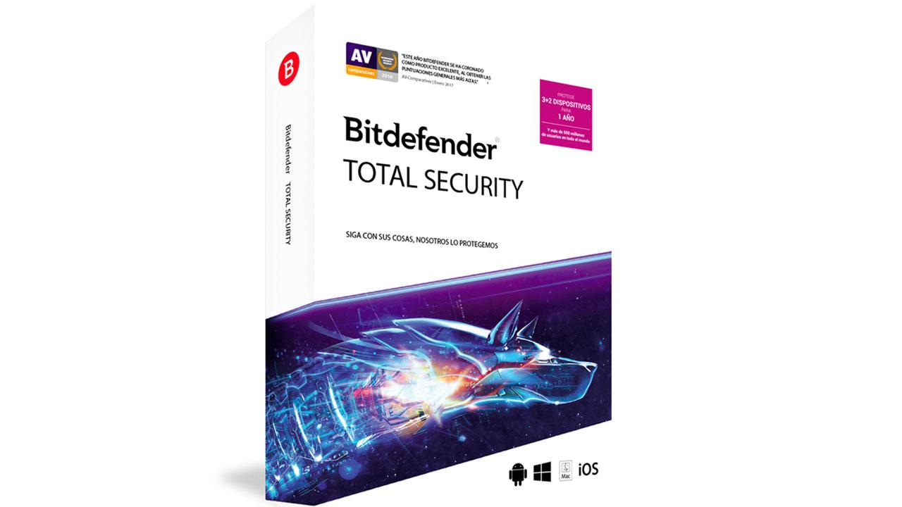 Bitdefender Total Security - Todo lo que debes saber sobre esta solución de seguridad