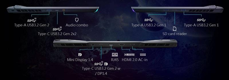 MSI GE66 Raider 10SF-296XES