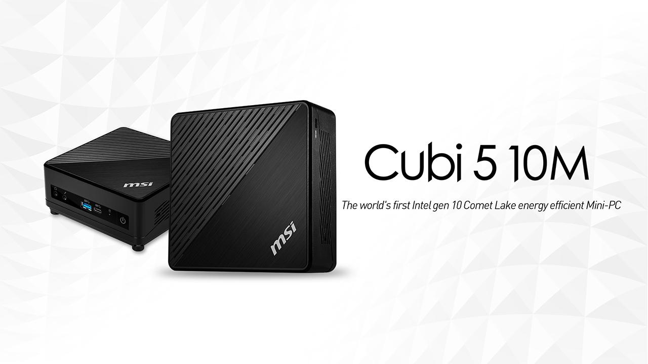 MSI Cubi 5 10M-033EU