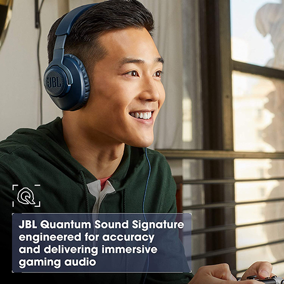 JBL Quantum 100 - Sonido