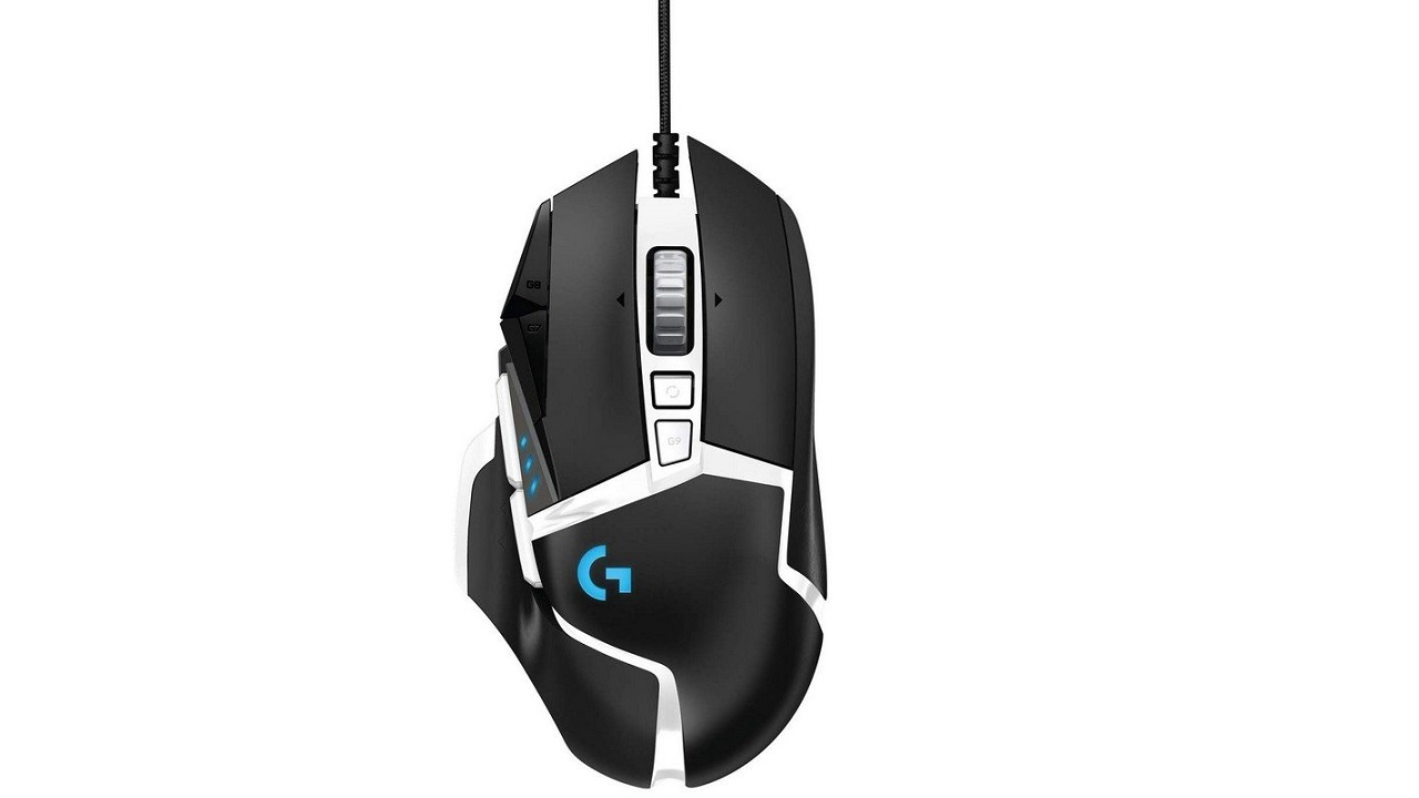 Logitech G502 Special Edition