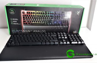 Razer Huntsman V2 Analog