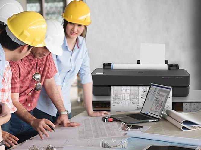 HP DesignJet T230 - Características