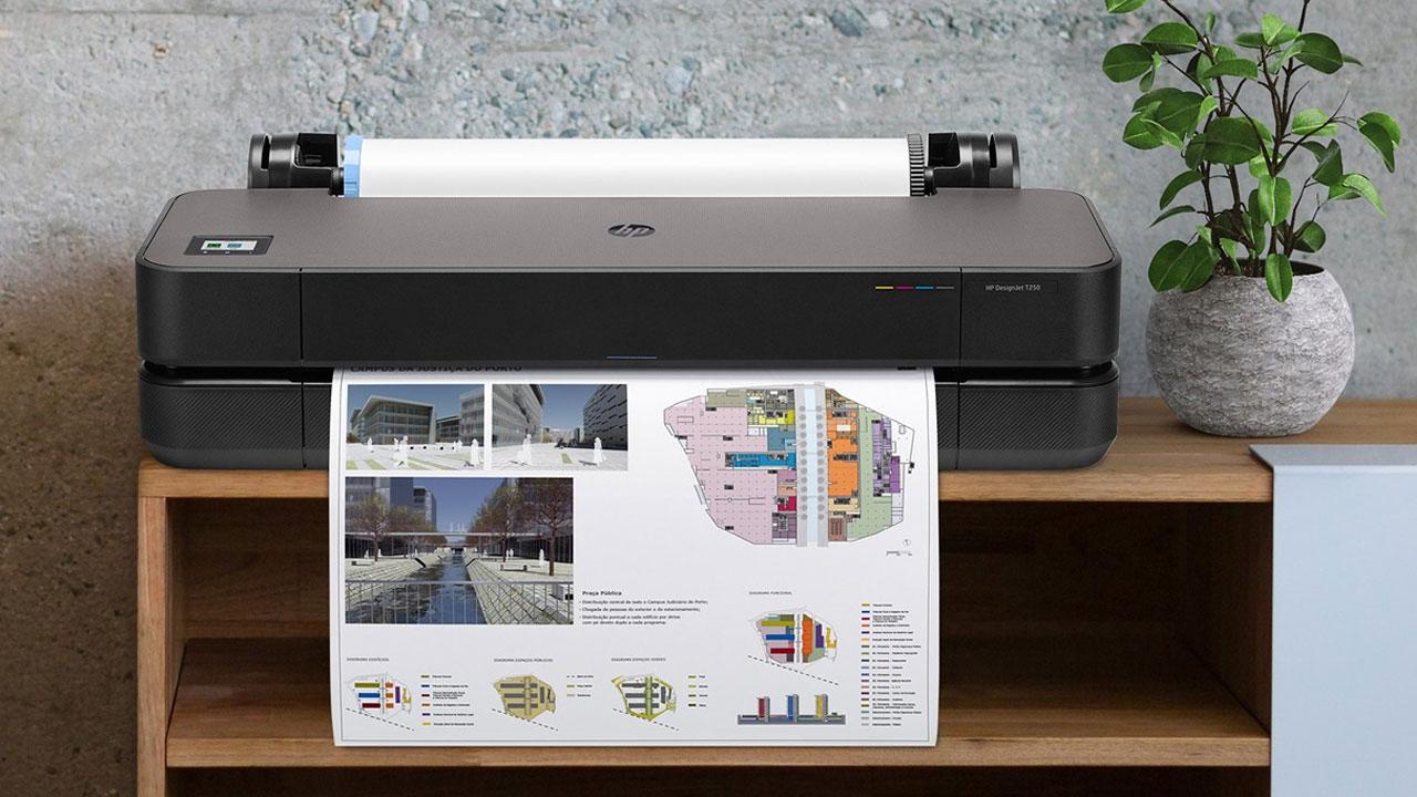 HP DesignJet T230 - Destacada