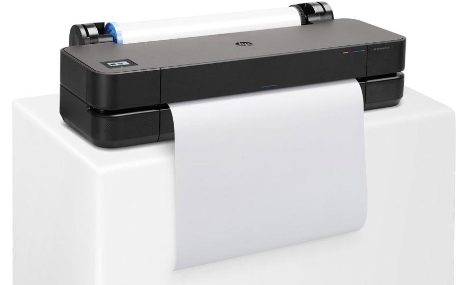 HP DesignJet T230 - Diseño