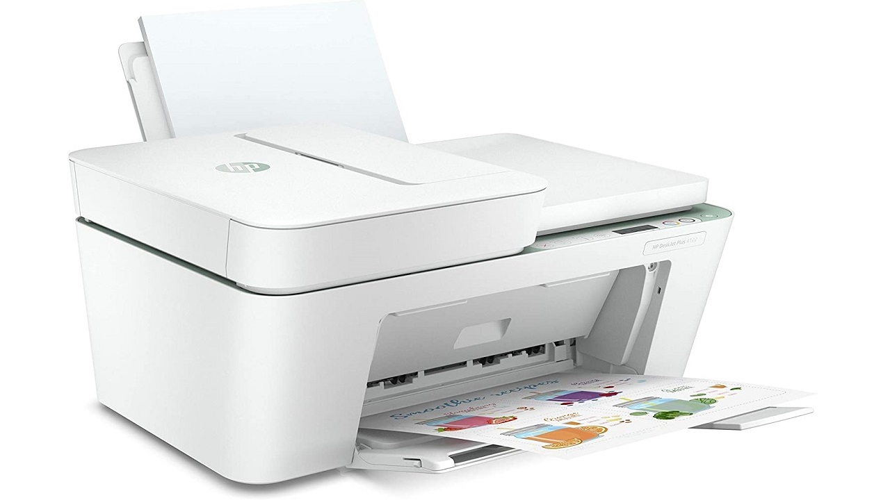 HP DeskJet Plus 4122