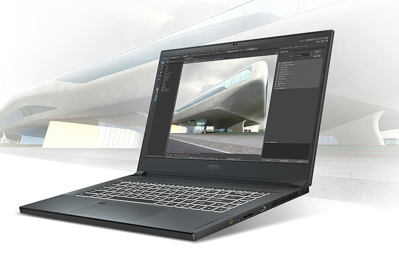 MSI WS66 10TL-280ES - Rendimiento