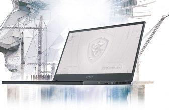 MSI WS66 10TL-280ES, una Workstation portátil hecha para los más exigentes