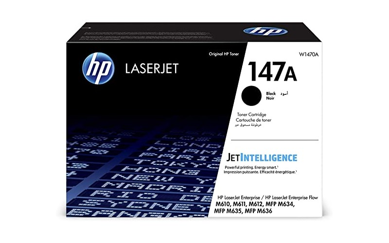 Toner HP LaserJet M612dn