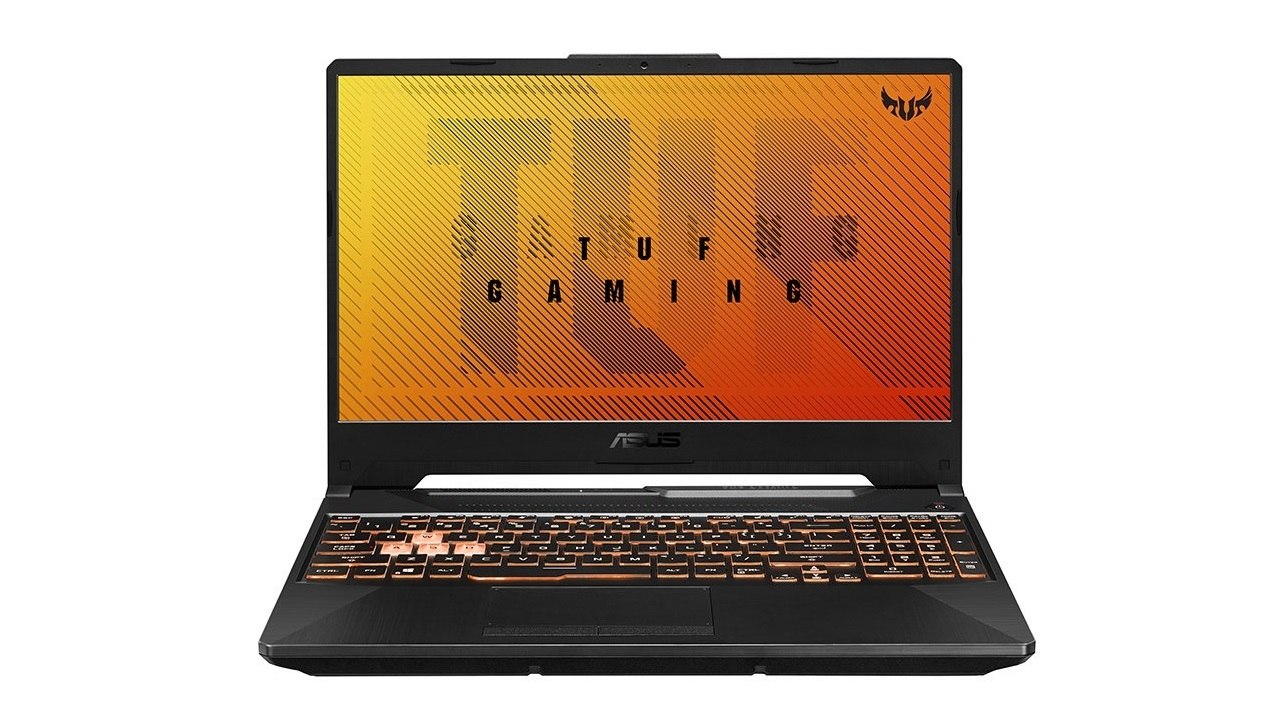 Asus TUF Gaming F15 FX506LU-HN106