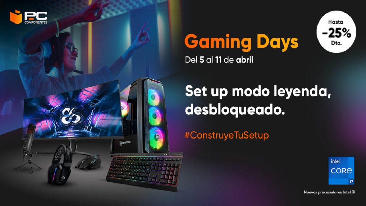 gaming days