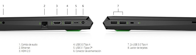 HP Pavilion Gaming 16-A0011NS