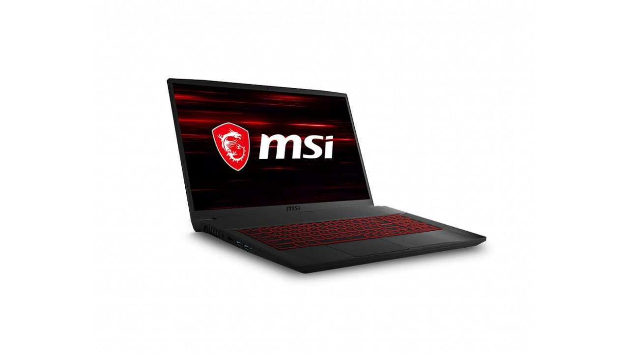 MSI GF75 Thin 10SCSR-245XES