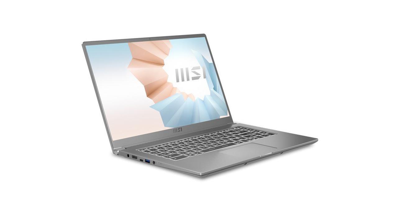 MSI Modern 15 A10M-610XES