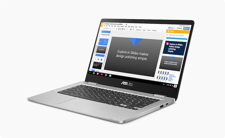 Asus Chromebook Z1400CN-BV0543
