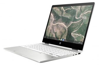 HP Chromebook x360 12b-ca0001ns